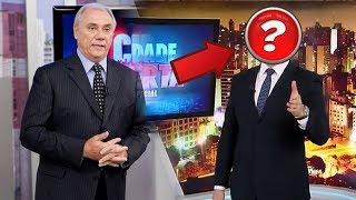 Chega a Triste Notícia, Record Substitui Marcelo Rezende? Veja o Novo Apresentador do Cidade Alerta!