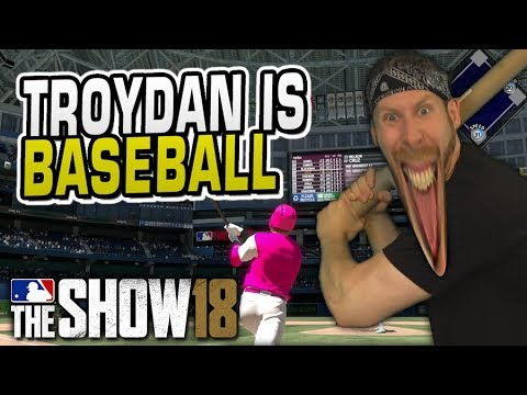 It's been a long time... MLB the Show 18