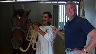 Visiting with Huell Howser: LAPD Horses