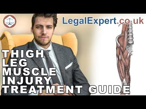 Thigh Leg Muscle Injury Treatment Guide ( 2019 ) UK