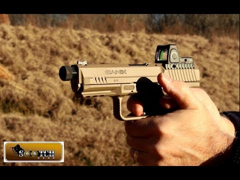Salient Arms / Canik TP9 Elite Combat Review