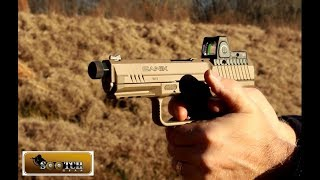 New Canik TP9 SFL Long Slide Review - Vloggest