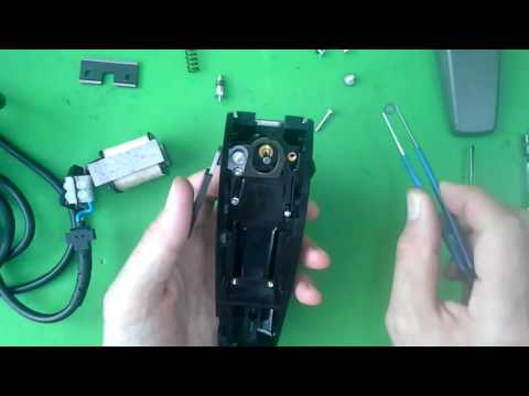 Как собрать и отремонтировать машинку для стрижки волос Moser 1230
