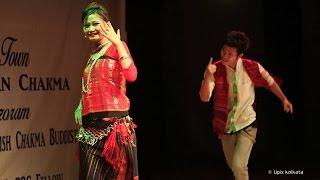 KCSA : I Love You - Etimuni Chakma & Chitali Dewan