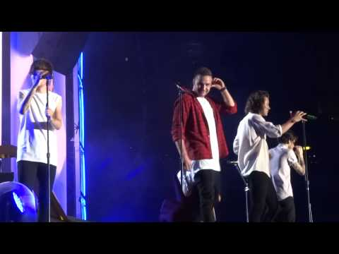 One Direction - Night Changes - OTRA 14-2-15 Melbourne HD