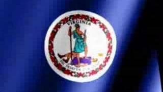 anthem of Virginia USA