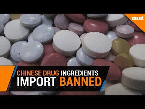 Will DGCI ban on drug ingredients from China hurt the Pharma industry?