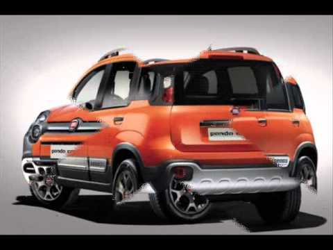 all new 2014 fiat panda cross youtube. Black Bedroom Furniture Sets. Home Design Ideas
