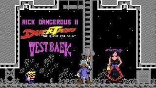 RetroArcade #17 - Rick Dangerous II, Duck Tales, West Bank