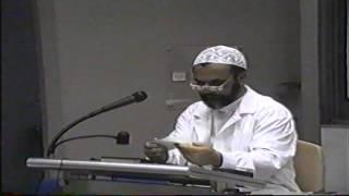 Prof. Mahmud Esad Coşan - Monash University Aile Kamp Sohbetleri #2 04-01-1991