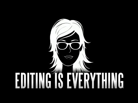 WHO IS EDITING IS EVERYTHING? feat. THE EDITORIALS