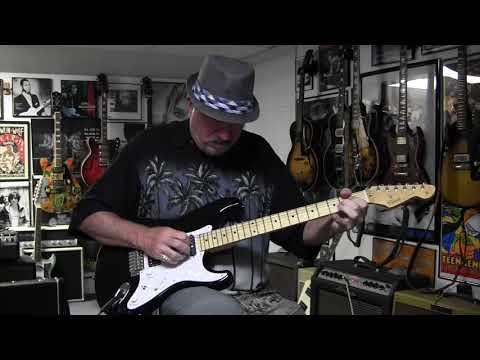 Tokai GoldStar AST104 Guitar Demo