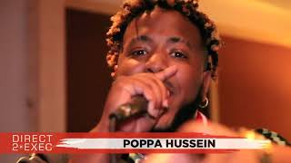 Poppa Hussein Performs at Direct 2 Exec Austin, TX 3/16/18 - Atlantic Records