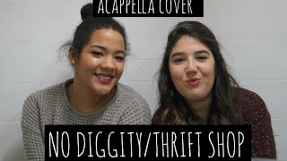 Acapella Cover No Diggity/Thrift Shop | L&B