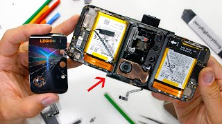 Weve Never Seen This in a Phone! - Legion Duel 2 Teardown!