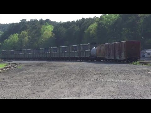"""New York City """"poop train"""" finally gone after stinking up Alabama town"""