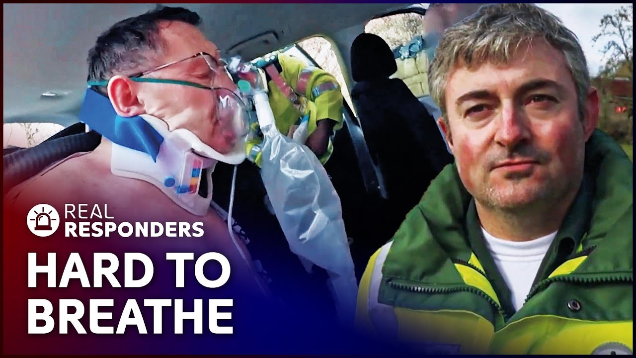 Download Multiple Medics Attempt To Stabilise Patient In Car Wreck | Helicopter ER S1 E6 | Real Responders