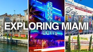 Vlog 049 - saturday • may 28, 2016 welcome back to day 2 of the miami trip. on this we woke up what seemed be a stormy day. in morning t...
