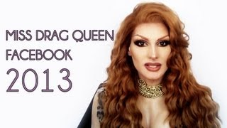 Miss Drag Queen Facebook 2013 - Nomina Concorrenti Ufficiali Thumbnail