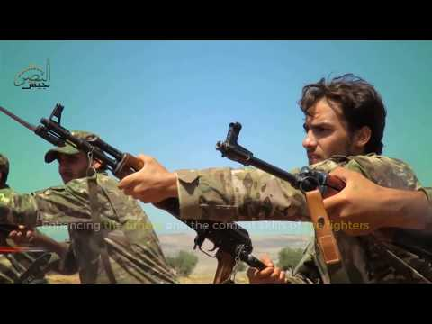 Promo of FSA training courses & boarding camps, thoroughly preparing fighters for combat