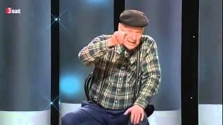 """""""Heinz Becker"""" Gerd Dudenhöffer beim Deutschen Kleinkunstpreis 2015"""