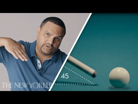 Pool Players Relive Their Most Memorable Shots | The New Yorker