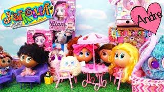 Adoptamos a Trendi Palacios Fosfi y otros bebes Muñecas y juguetes con Andre para niñas y niños