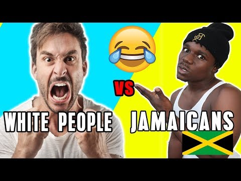 White People V.S Jamaicans @JnelComedy