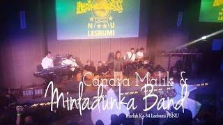 Syahadat Cinta Minladunka Band  & Candra Malik