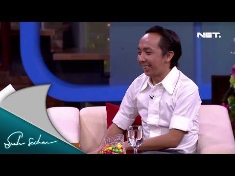 Sarah Sechan - Iwan Setiawan - Penulis Buku 9 Summers 10 Autumns