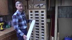 A Very Cheap Shop Storage Solution - Screws, bolts, nails etc.
