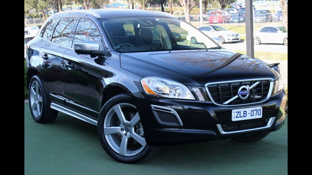 b5703 2012 volvo xc60 d5 r design auto awd my12 walkaround video youtube. Black Bedroom Furniture Sets. Home Design Ideas