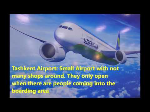 Uzbekistan Airline Review