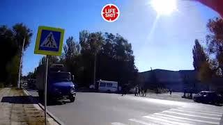 В колледже в Керчи взорвалась бомба. Сотрудники Росгвардии заявили о теракте
