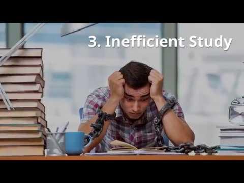 9 Reasons People Fail the CFA® Exam