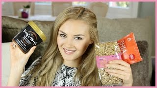 The Healthy Food I Eat | Niomi Smart