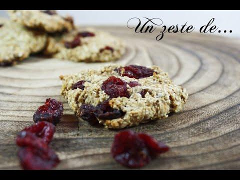 biscuit-léger-au-flocon-d'avoine