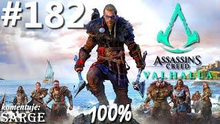 Zagrajmy w Assassin's Creed Valhalla PL (100%) odc. 182 - Szturm na mury