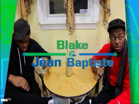 Blake and josh