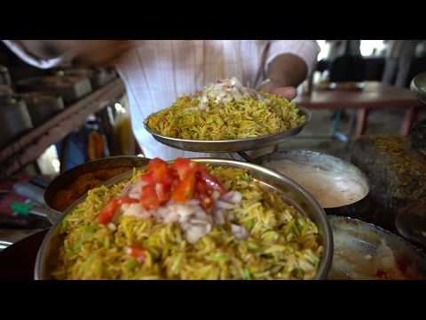 Indian Street Food | Woman Cooking Egg Dishes