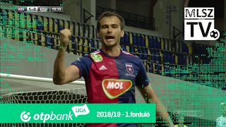 Mol Vidi FC - Kisvárda Master Good | 4-0 (3-0) | OTP Bank Liga | 1. forduló | 2018/2019