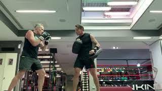 I'm Back Fighting Muay Thai at Urban Kings Gym With Gyp Tessier 👊♥️🙏🏼😛