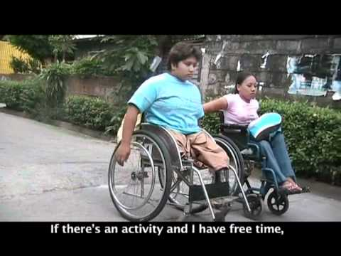 Final version: Ambition (Philippines) - Leonard Cheshire Disability Young Voices