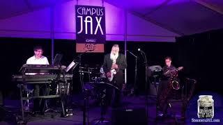 Alto Saxophone EDIT ALTO SAX of  Greg Vail – White Yamaha Alto