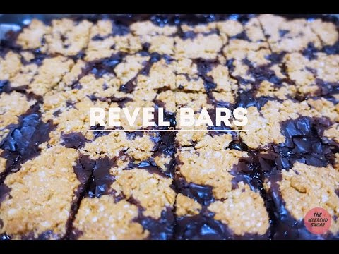 How To Make Revel Bars | The Weekend Sugar