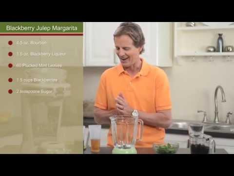 Margaritaville® Recipe- BlackberryJulep