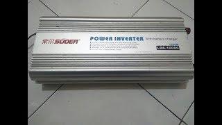 Memperbaiki Inverter Souer