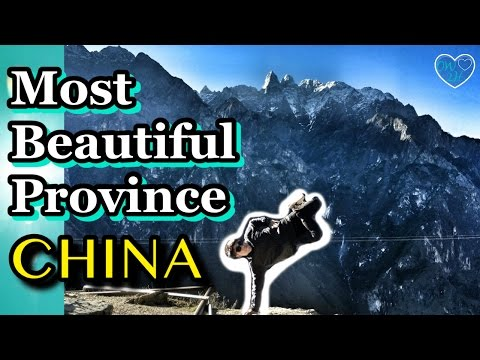 Most Beautiful Province in China! | YUNNAN