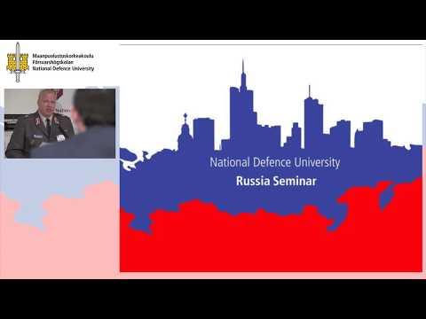 Maanpuolustuskorkeakoulu – Venäjä-seminaari