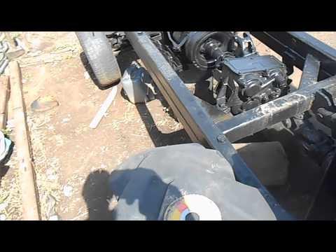 видео: Обзор трактора на заказ 2017